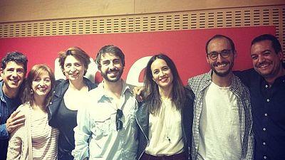 La sala - Los que pegan La estampida en el teatro, Clásicos en Alcalá y un personaje misterioso - 03/06/17 - escuchar ahora