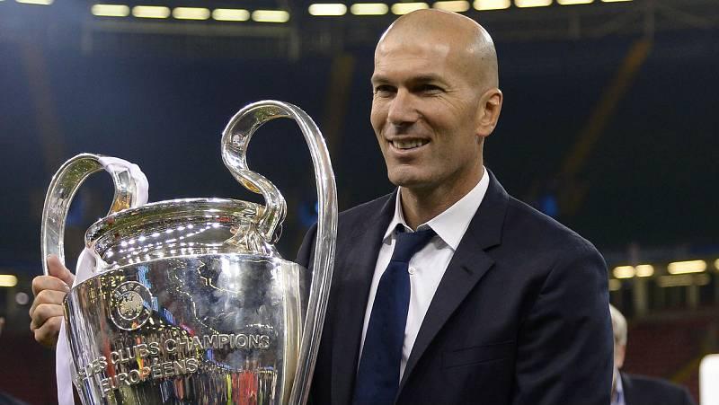 Tablero Deportivo - Zidane: Liga y Champions hoy pero mañana hay que demostrarlo otra vez - Escuchar ahora