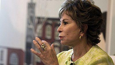 """Las mañanas de RNE - Isabel Allende: """"Siempre hay más posibilidades si uno está abierto a que sucedan cosas y a correr riesgos"""" - Ver ahora"""
