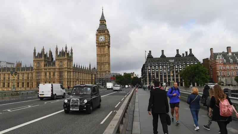 Las mañanas de RNE - Jimmy Burns no descarta un segundo referéndum sobre el 'brexit' - Escuchar ahora