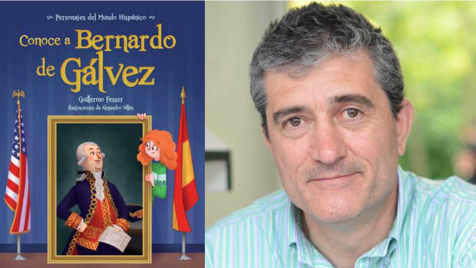 Punto de enlace - Guillermo Fesser recupera a Bernardo de Gálvez - 09/06/17 - Escuchar ahora