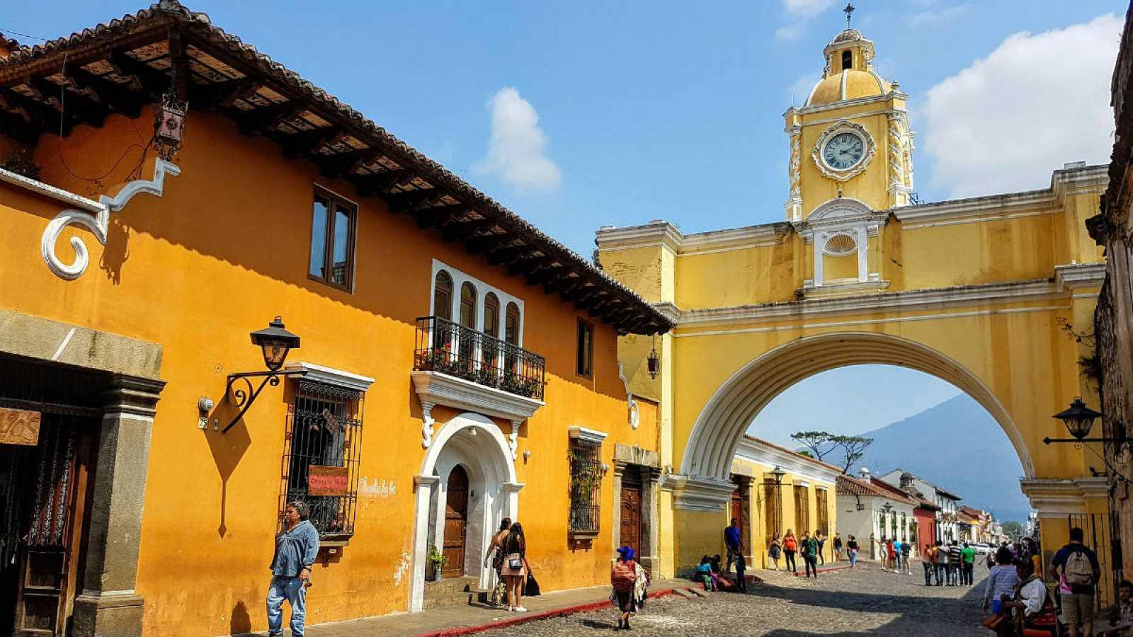 Nómadas - Guatemala: pasado colonial, raíces mayas - 11/06/17 - escuchar ahora