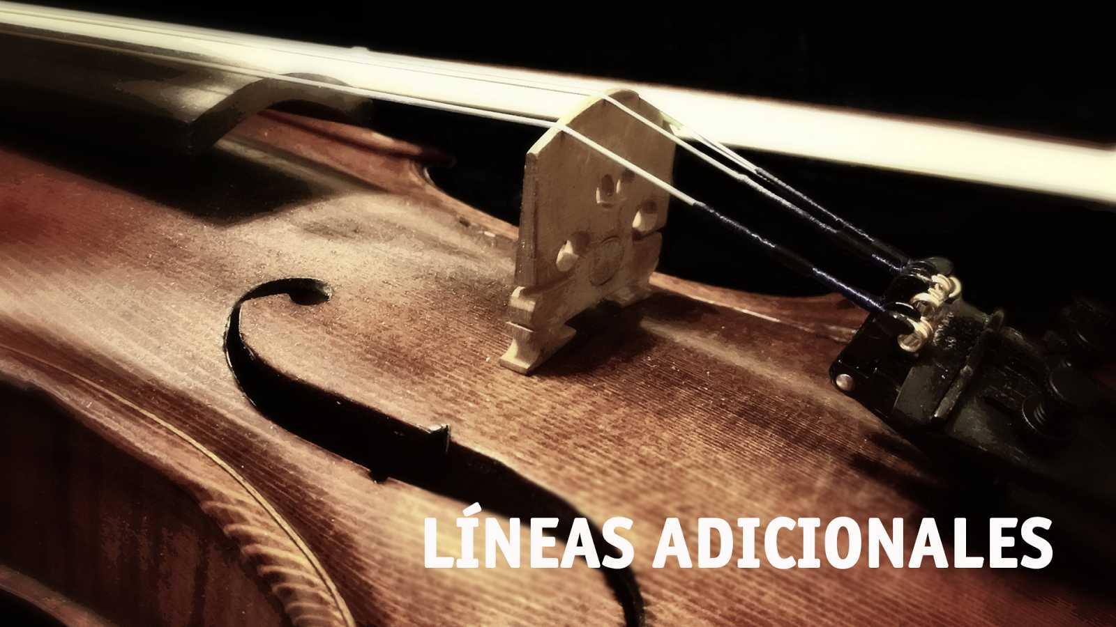 Líneas adicionales - 12/06/17 - escuchar ahora