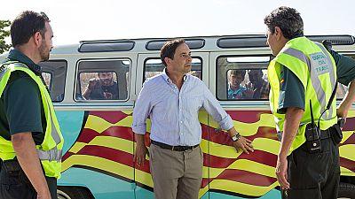 Las mañanas de RNE - 'Señor, dame paciencia', una comedia sobre los estereotipos con Jordi Sánchez como protagonista - Escuchar ahora