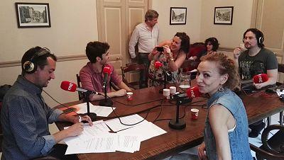 La Sala - Nos vamos hasta el Teatro Lara de Madrid - 17/06/17 - escuchar ahora
