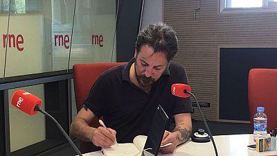 Las mañanas de RNE - Ray Loriga nos presenta su novela 'Rendición', Premio Alfaguara 2017 - Escuchar ahora