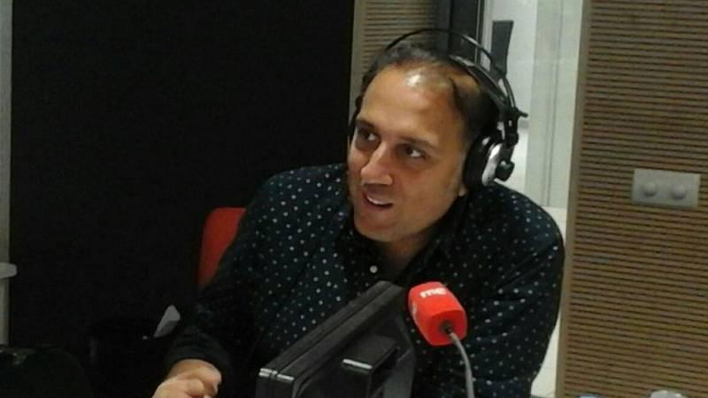 """El Negri interpreta en 'Las mañanas de RNE' el bolero """"Contigo aprendí"""" - Escuchar ahora"""