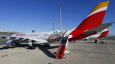 Por todo lo alto - Iberia cumple 90 años transportando pasajeros - 28/06/17 - Escuchar ahora