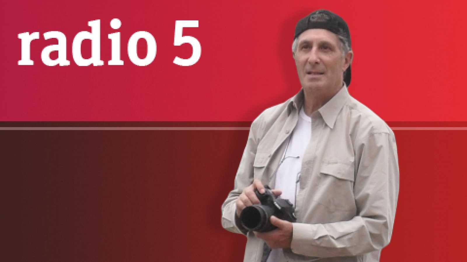 Crónicas de un nómada - Problemas cervicales - 28/06/17 - escuchar ahora