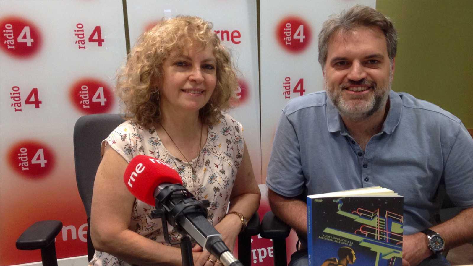 El matí a Ràdio 4 - Entrevista a MªCarme Roca