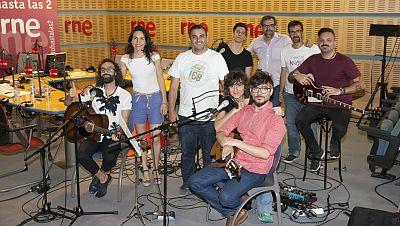 Abierto hasta las 2 - Mapa festivalero: de Mad Cool a Sonorama - 02/07/17 - escuchar ahora