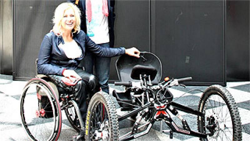 La medallista paralímpica española ha sido entrevistada en Tablero Deportivo después de ser víctima de un robo.