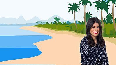 La estación azul de los niños - Islas y experimentos - 01/07/17 - escuchar ahora