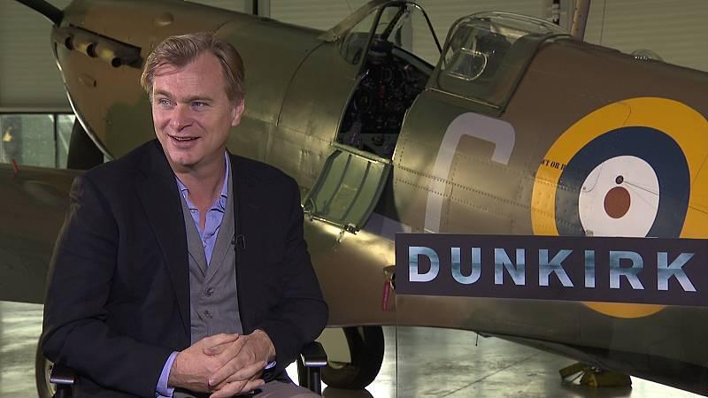 De película con Christopher Nolan y Edward James Olmos - Escuchar ahora