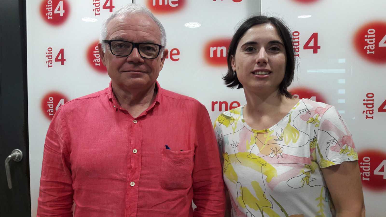 El matí a Ràdio 4 - Parlem de meduses amb el Dr. Josep Maria Gili