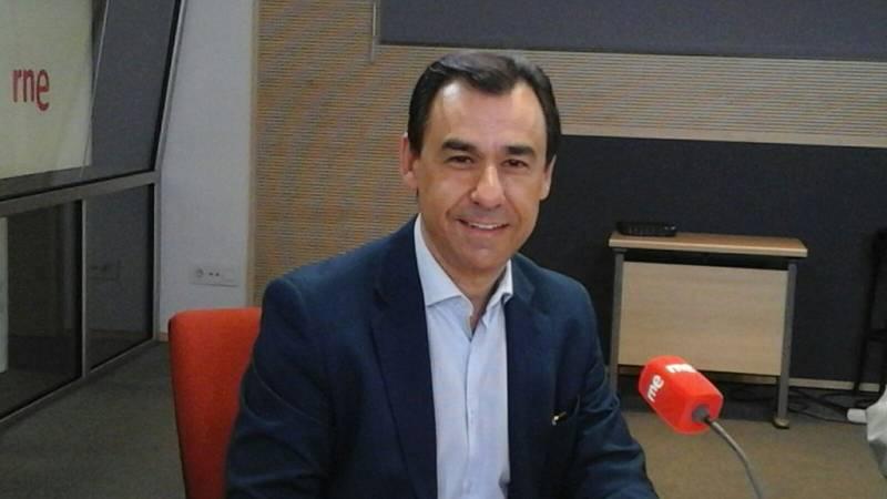 """Las mañanas de RNE - Maíllo, sobre la reforma del reglamento del Parlament: """"Vence el autoritarismo"""" - Escuchar ahora"""
