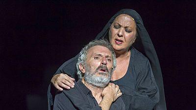 Las mañanas de RNE - Carmen Linares y Antonio Valero, madre e hijo en 'Séneca' - Escuchar ahora