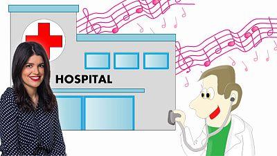 La estación azul de los niños - De concierto en un hospital - 29/07/17 - escuchar ahora