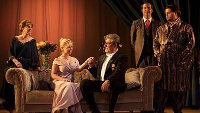 Las mañanas de RNE - 'El príncipe y la corista', una comedia sobre el amor, la monarquía y la alta política - Escuchar ahora