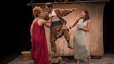 Las mañanas de RNE - 'La comedia de los enredos': el Shakespeare más divertido - Escuchar ahora