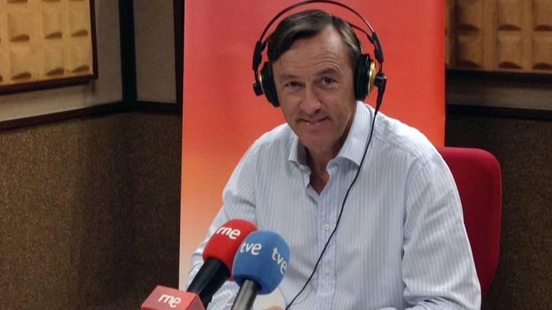 """Las mañanas de RNE - Hernando insiste en que el artículo 155 """"no está sobre la mesa"""" - Escuchar ahora"""