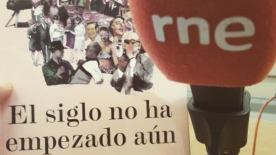 Las mañanas de RNE - Itxu Díaz ironiza sobre lo cotidiano en su ultimo libro - Escuchar ahora