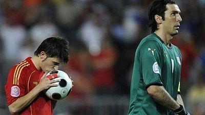 Tablero deportivo - España - Italia - Escuchar ahora