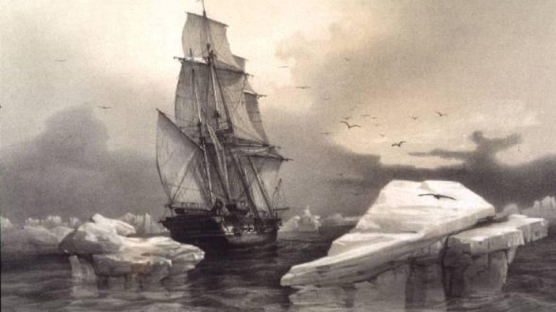 Españoles en la mar - La Historia del San Telmo - Escuchar ahora