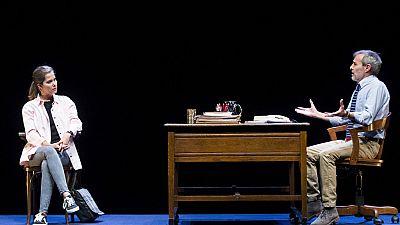 Las mañanas de RNE - 'Oleanna', una reflexión sobre el machismo en el Teatro Bellas Artes de Madrid - Escuchar ahora