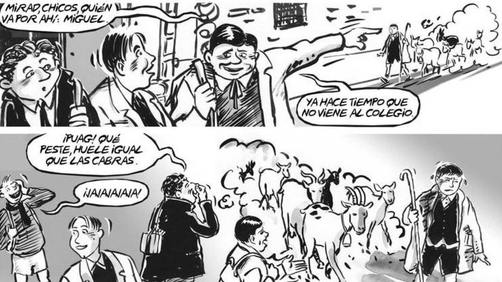 Hoy Empieza Todo con Marta Echeverría -  Un cómic sobre Miguel Hernández - 14/09/2017
