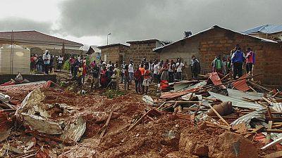 Travesías en Radio 5 - Sierra Leona: la gestión del desastre - 15/09/17 - Escuchar ahora