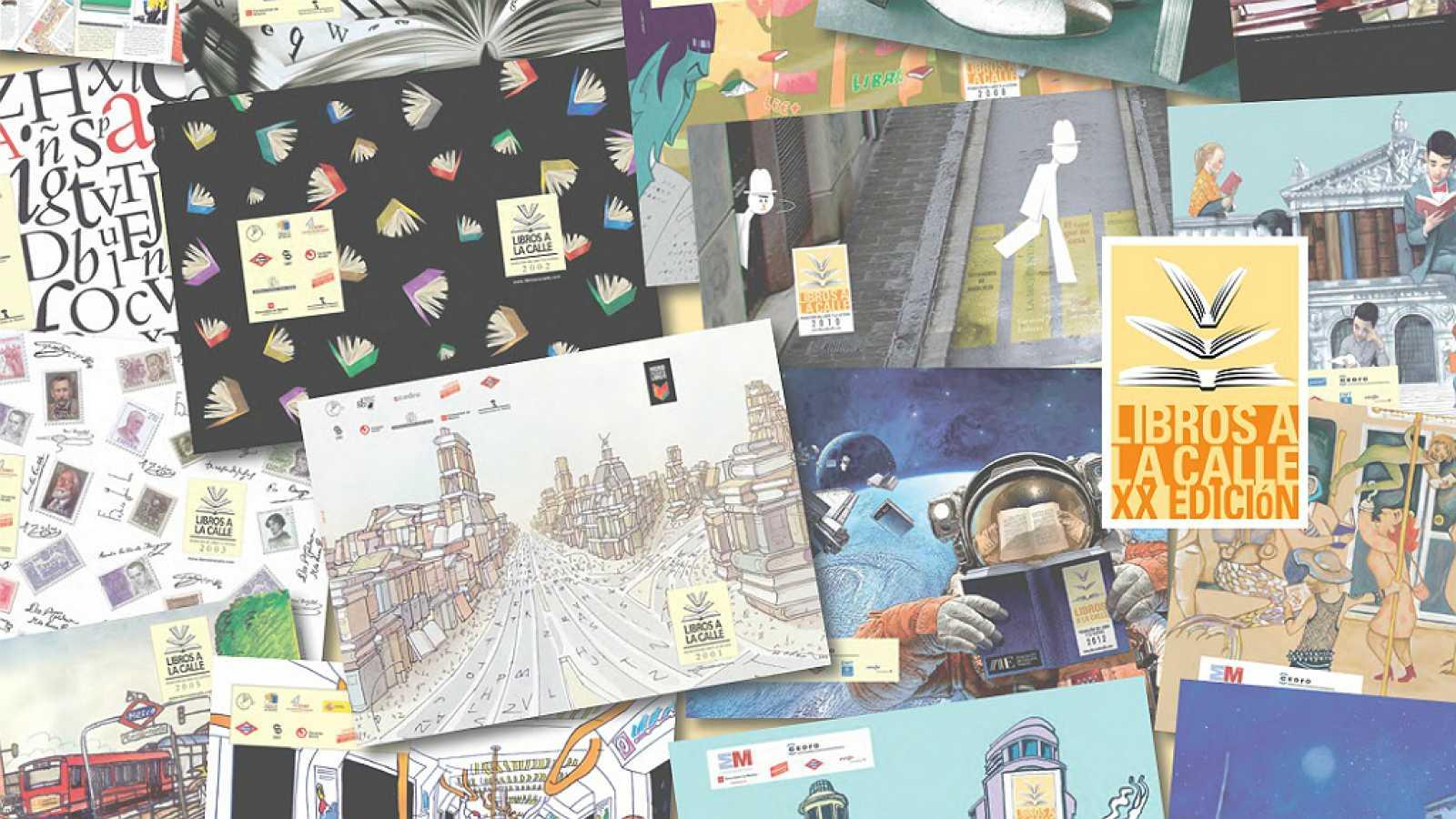 Creando que es gerundio - Libros a la calle - 15/09/17 - Escuchar ahora