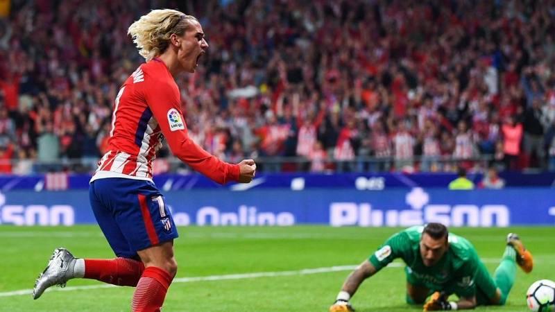 Tablero deportivo - Griezmann marca el primero en el Metropolitano - Escuchar ahora