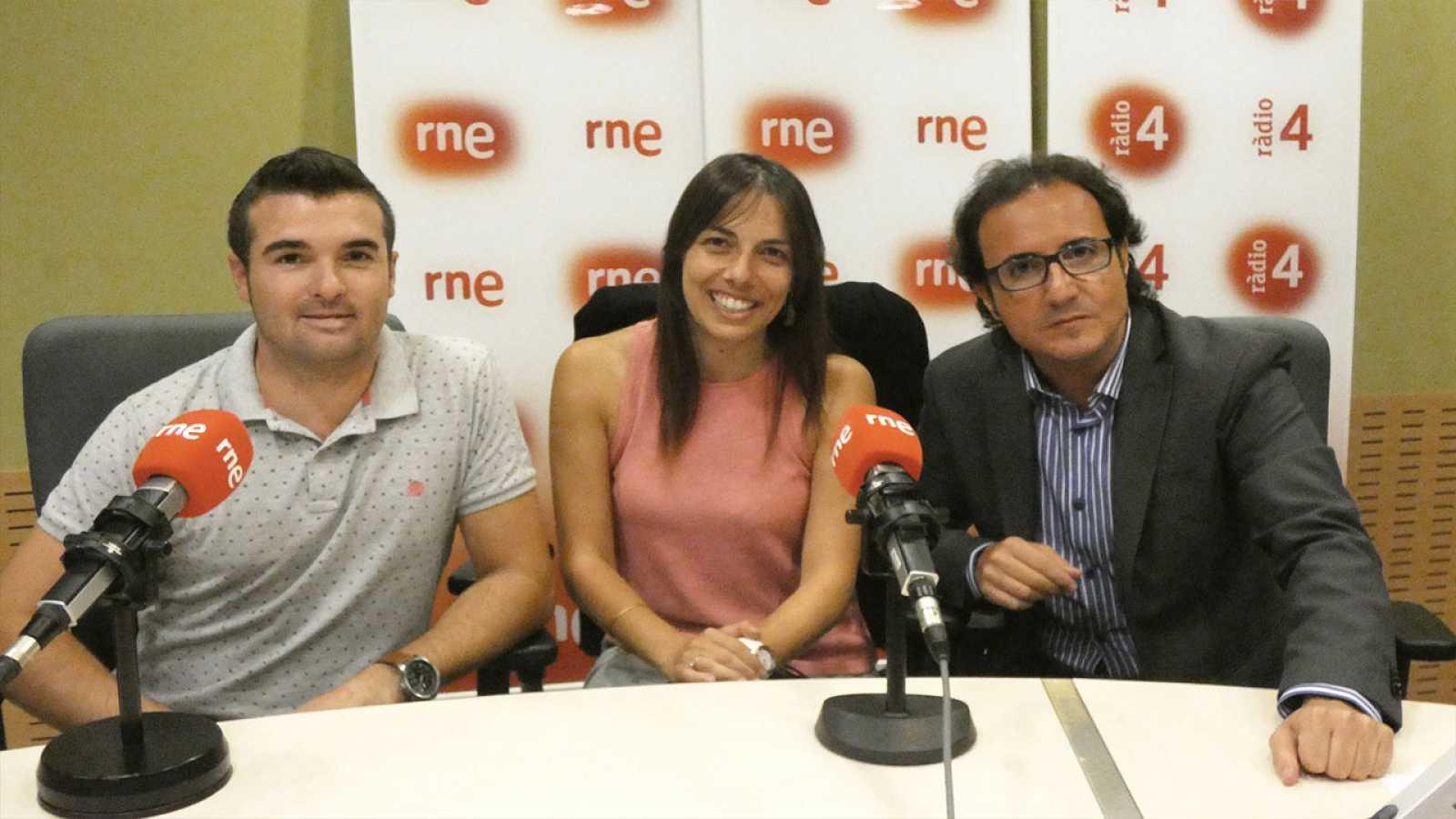 Club 21 - Amb Montse Iserte i Gerard Barsalà