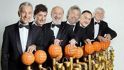Las mañanas de RNE - Les Luthiers: la perfecta conjunción de música, teatro y humor que dura ya 50 años - Escuchar ahora