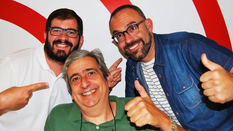 Tablero deportivo - Atlético de Madrid - Sevilla - Escuchar ahora