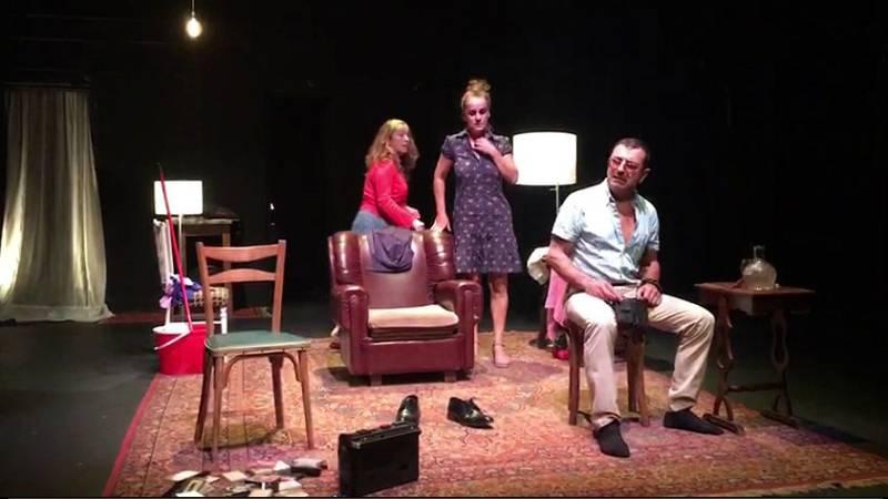 En escena - 'Los años rápidos', escrita y dirigida por Secun de la Rosa - 22/09/17 - Escuchar ahora