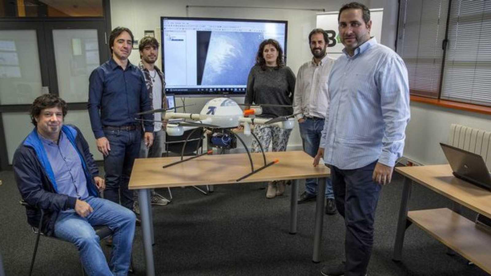 Españoles en la mar - Drones y satélites localizando vertidos en el mar, el Proyecto Brainport - 22/09/17 - escuchar ahora
