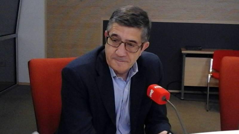 """Las mañanas de RNE - Patxi López: """"En Cataluña, lo más preocupante es la división y la fractura social"""" - Escuchar ahora"""