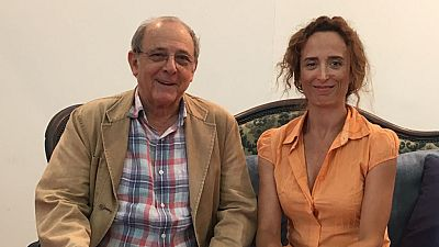 Las mañanas de RNE - Emilio Gutiérrez Caba y Chusa Barbero nos hablan de 'Después del ensayo' - Escuchar ahora