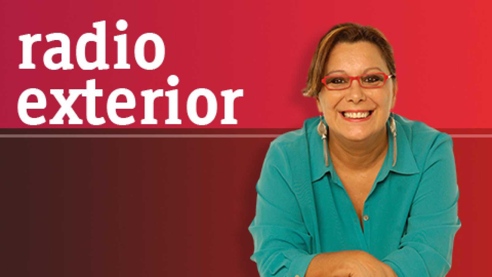 Salimos por el mundo - La española Isabel Forga publica 'Shaktarha, de Luna y de Sol' - 29/09/17 - escuchar ahora