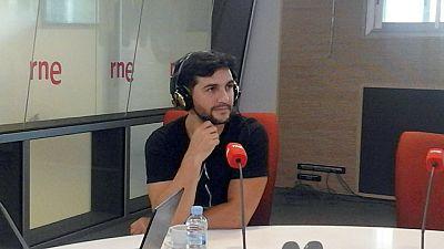 Las mañanas de RNE - Fran Perea debuta como director de teatro con 'Souvenir' - Escuchar ahora