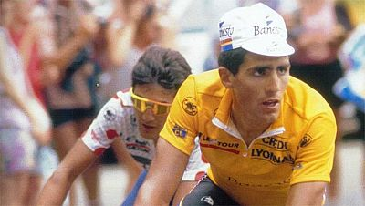 Documentos RNE - Miguel Induráin: El Señor del Tour - 06/07/18 - escuchar ahora