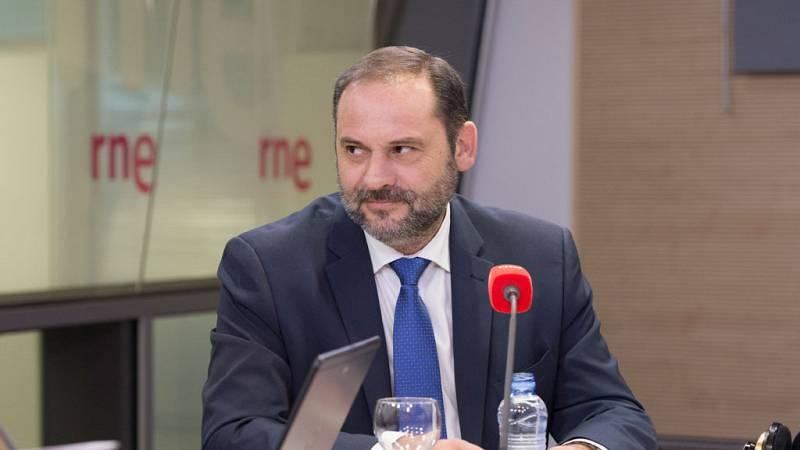 """Las mañanas de RNE - Ábalos (PSOE): """"No se puede apelar al diálogo y al mismo tiempo mantener el desafío"""" - Escuchar ahora"""