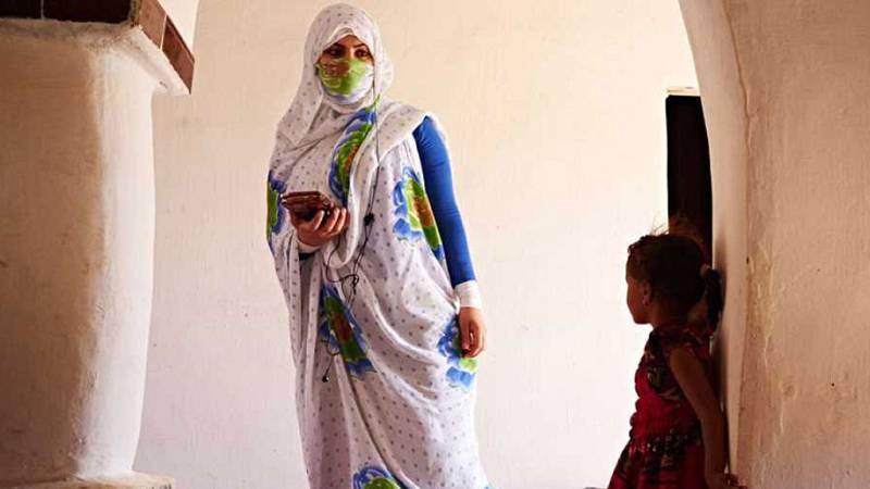 Las mañanas de RNE - Desde la Radio Nacional Saharaui, con 'Un micro para el Sáhara' - Escuchar ahora