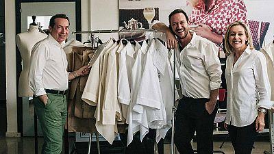 Marca tendencia - Cinco diseños para una camisa blanca - 10/10/17 - Escuchar ahora