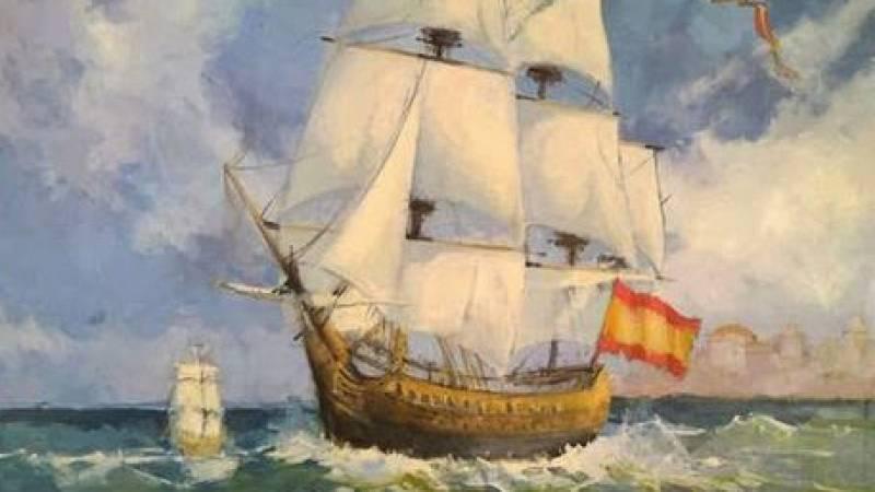 Españoles en la mar - El naufragio del San Telmo - 12/10/17 - escuchar ahora