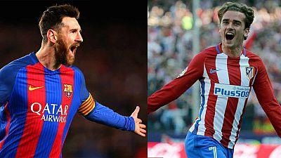Tablero deportivo - Vive la octava jornada de La Liga en Tablero deportivo - Escuchar ahora