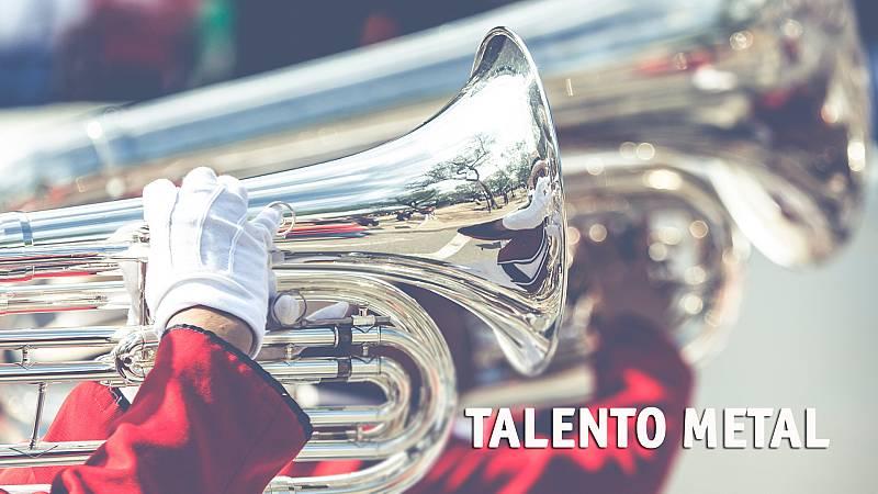 Talento metal - Gershwin, Elgar y Gómez - 14/10/17 - escuchar ahora
