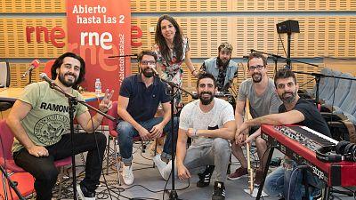 Abierto hasta las 2 - Aslándticos: lo efímero de la música y de la vida - 15/10/17 - escuchar ahora